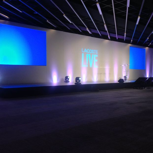 Global Audiovisuel SA - Light show